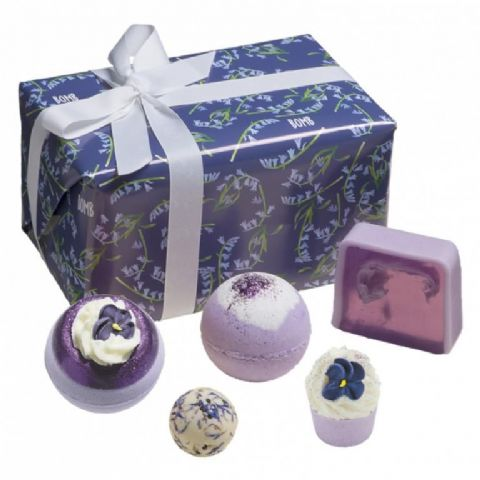 Blooming Bluebells Gift Box